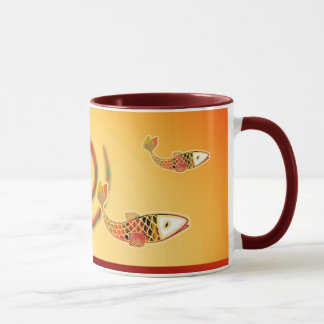 Koi Swirl Mug