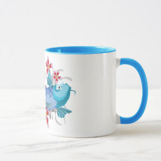 Koi Tattoo Mug