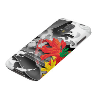 Koi Tattoo: Traditional Japanese Design Case For Galaxy S5