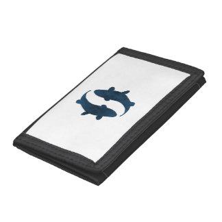 Koi Tri-fold Wallet