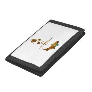 Koi Trifold Wallet