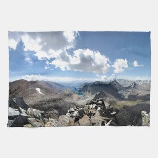 Koip Peak - Yosemite Towel