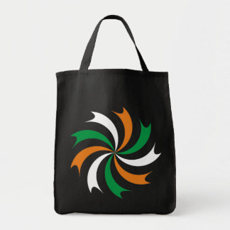 Kokarde cockade Ireland Irish country Eire Tote Bag