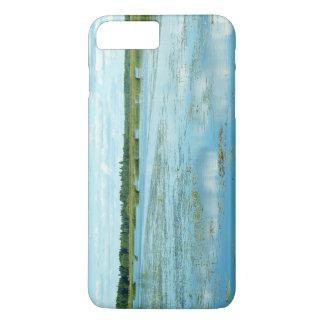 Kokemaki River Delta in Halssi Meri Pori Finland iPhone 7 Plus Case