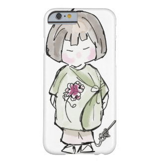 Kokeshi by maruchie® barely there iPhone 6 case