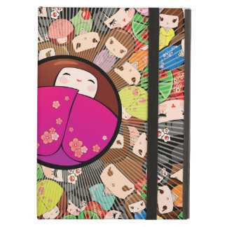 Kokeshi Dolls Planner iPad Air Case