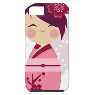 Kokeshi iPhone 5 Case