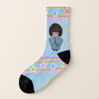 kokeshi seigai - socks 1