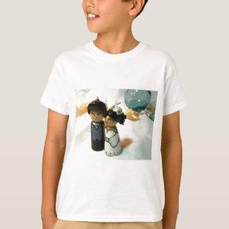 Kokeshi Wedding I Tshirts