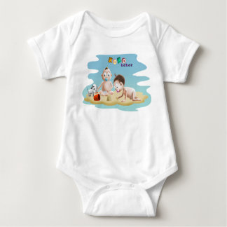 Koko Bebes Baby Bodysuit