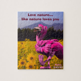 Koko Nature Puzzle (110 pieces)