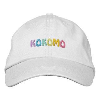 KOKOMO cap (adjustable fit) Embroidered Baseball Caps