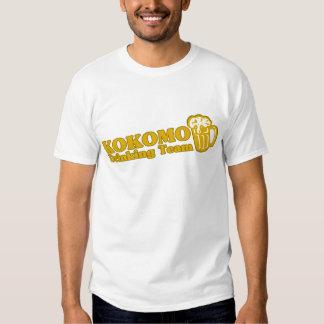 Kokomo Drinking Team tee shirts