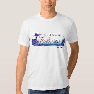 Kokomo Island Scene T Shirts