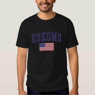 Kokomo US Flag Shirt