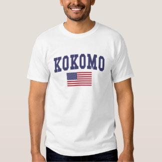 Kokomo US Flag Shirts