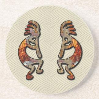 Kokopelli, Ancient  Flute Player of the Desert Coaster