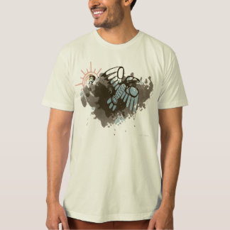 KoKopelli and the Raven T-Shirt