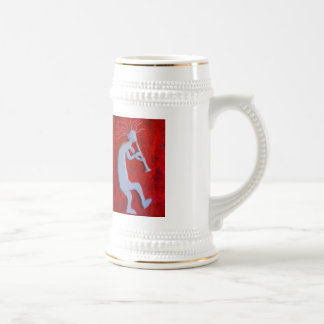 Kokopelli Beer Stein