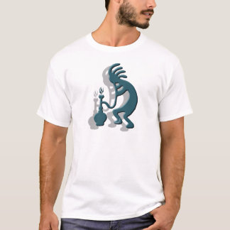 Kokopelli Bong T-Shirt