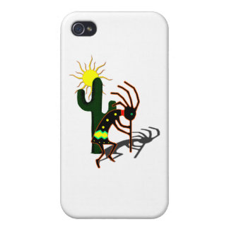 kokopelli cover for iPhone 4