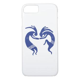 Kokopelli Dancers iPhone 7 Case