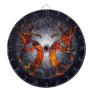 kokopelli dart board