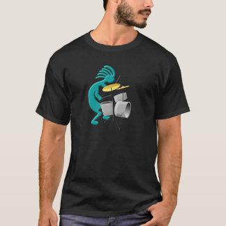 Kokopelli Drummer T-Shirt