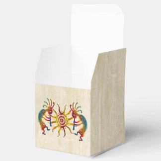 KOKOPELLI DUO SUN + your ideas Favor Box