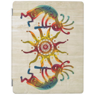 KOKOPELLI DUO SUN + your ideas iPad Cover