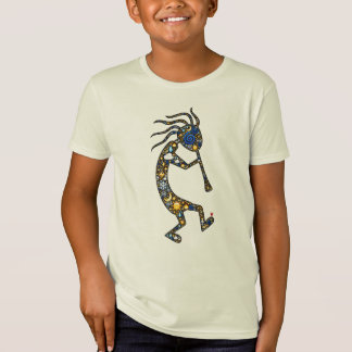Kokopelli emoji art, by Built4Love T-Shirt