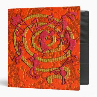 Kokopelli: Fiery Dance - Binder