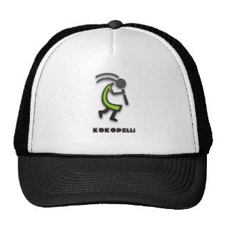 Kokopelli Flute Player Trucker Hat