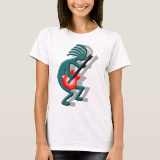 Kokopelli Guitar T-Shirt