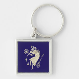 Kokopelli Key Chain