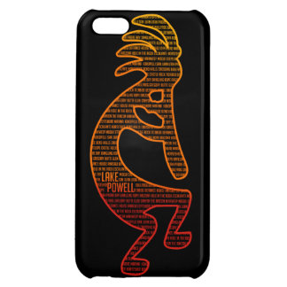 Kokopelli Lake Powell Case Case For iPhone 5C