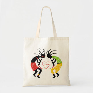 Kokopelli Love Bags