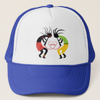 Kokopelli Love Hats