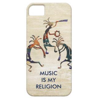 KOKOPELLI musician trio + your ideas iPhone 5 Covers