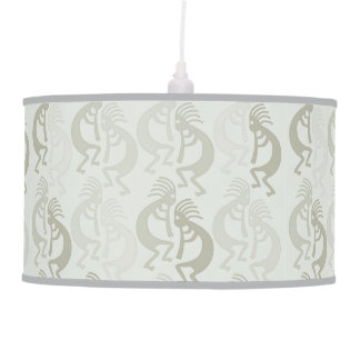 Kokopelli Native American Design Lamp