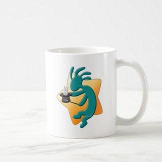 Kokopelli Native American Magician Coffee Mug