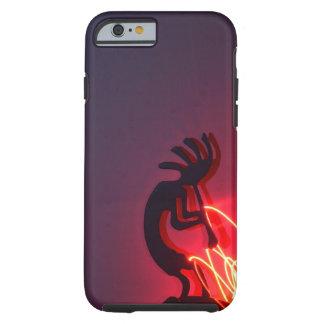 Kokopelli produit de l'énergie de la lumière ! coque tough iPhone 6