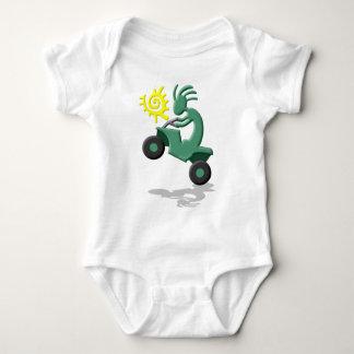 Kokopelli Quad ATV Baby Bodysuit