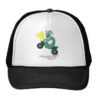 Kokopelli Quad ATV Trucker Hat