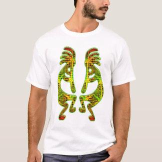 Kokopelli Rock Art: Modern Kokopelli T-Shirt