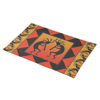 Kokopelli Southwest Placemat