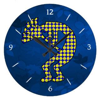 Kokopelli Wall Clocks