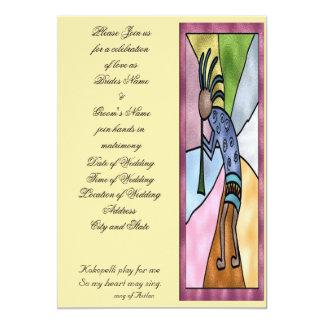 Kokopelli Wedding Invitation