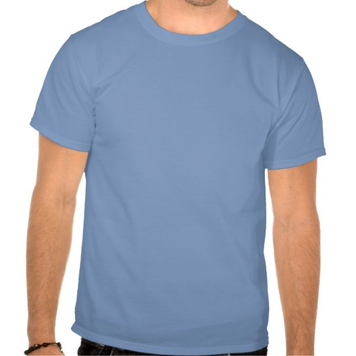 Kokopelli with Sun Blue T-shirt T-shirts