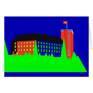 Koldinghus Palace - Color Card